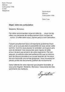Lettre Officier Ministere Public Contestation : recours gracieux caf exemple lettre ~ Medecine-chirurgie-esthetiques.com Avis de Voitures