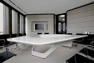 Futuristic Meeting Rooms