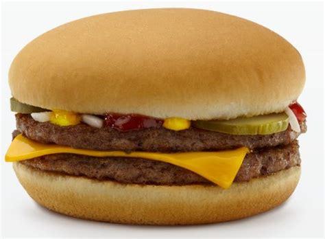 cuisine burger no the mcdonald 39 s mcdouble is not the 39 greatest food in