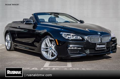 Bmw 650i For Sale by Bmw 650i Convertible 2017 New 2017 Bmw 650i For Sale