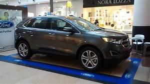 4x4 Ford Edge : nueva ford edge sel 4x2 y titanium 4x4 2017 primera informaci n youtube ~ Farleysfitness.com Idées de Décoration
