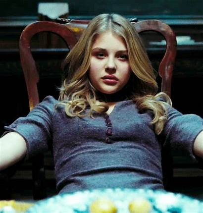 Chloe Moretz Grace Giphy Gifs Animated Pixie