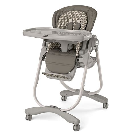 Chicco Polly Se High Chair Chevron by Chicco Chicco Polly Magic Highchair Singapore