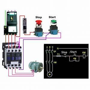 Cjx2 380v 18a Contactor Motor Starter Relay 3