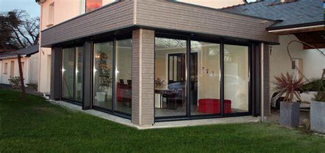 la cuisine nantes extension bois agrandissement maison 44 woodéal