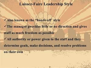 Leadership Styles with Examples
