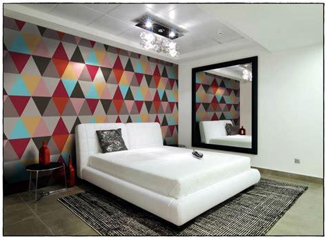 tendance chambre adulte papier peint chambre adulte tendance idées de décoration