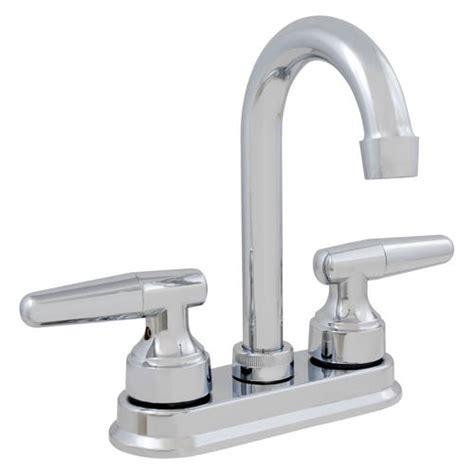 outside faucet cover menards plumb works 4 quot bar 2 handle faucet at menards 174
