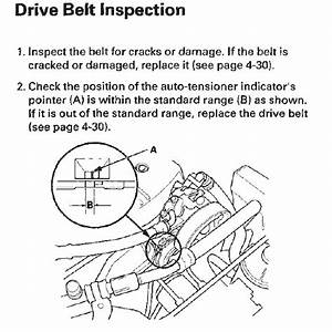 Diagram  2005 Honda Accord Drive Belt Diagram Full