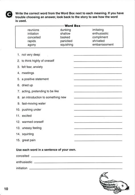 reading comprehension grade 7 worksheets skgold co
