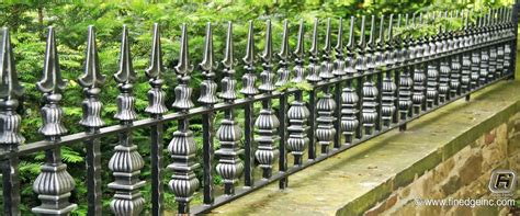 decorative wrought iron  ornamental iron components