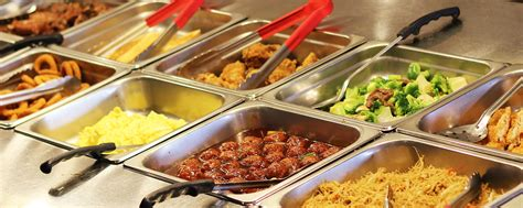 buffets cuisine at the buffet and family style meals