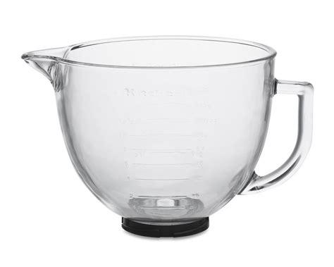 Kitchenaid Mixer Glass Bowl by Kitchenaid Stand Mixer Glass Bowl Attachment Williams