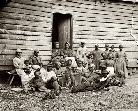 Who Freed The Slaves?  The Abolition Seminar