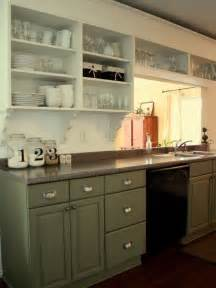 open kitchen cupboard ideas give your kitchen a fresh look on a budget