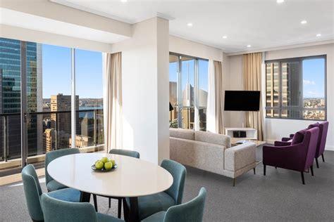 bedroom altitude suite pitt street sydney