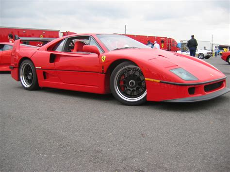 F40 Top Speed by 1989 1994 F40 Lm Gallery 38707 Top Speed