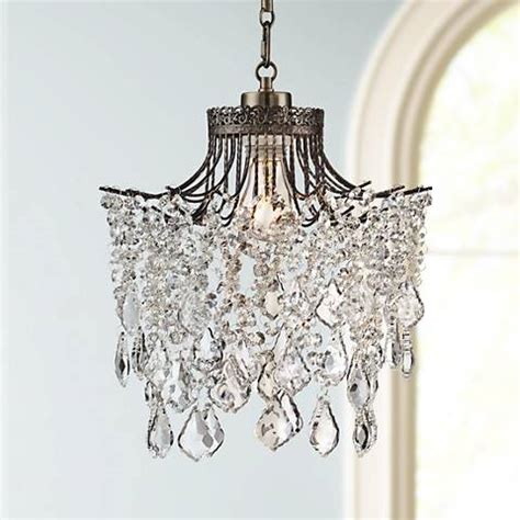 Swag Chandelier In by Brielle Antique Brass 12 Quot Wide In Swag