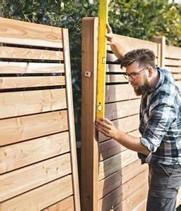 Holzzaun Lärche Selber Bauen : zaun sichtschutz selber bauen obi gartenplaner ~ Watch28wear.com Haus und Dekorationen