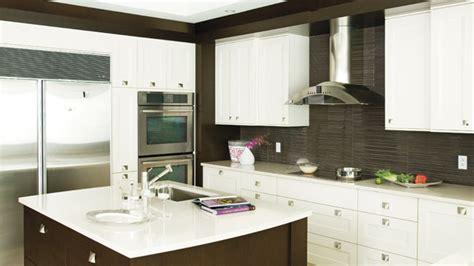 cuisine brun et blanc une cuisine vin les idées de ma maison