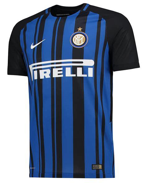 Inter Milan Nike Home Kit 2017/18 -- Marca de Gol