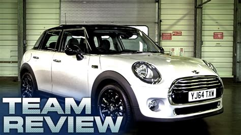 Mini Cooper 5 Door Modification by Mini Cooper 5 Door Team Review Fifth Gear