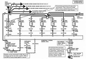 Solved  Fuel Pump Relay And Cooling Fan Relay Troubleshooting On 1997 Ford Thunderbird