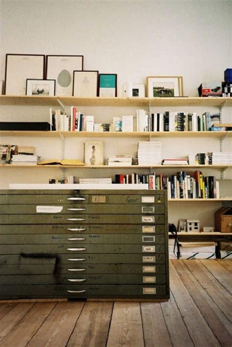 classement des dossiers dans un bureau 20 idées originales pour ranger bureau à la maison