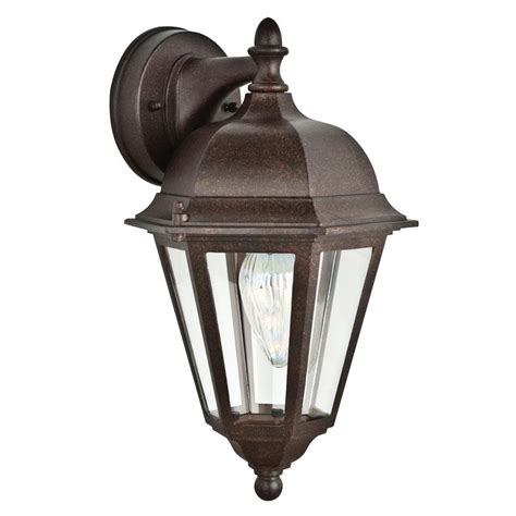 sunset dressback 1 light oil rubbed bronze outdoor wall