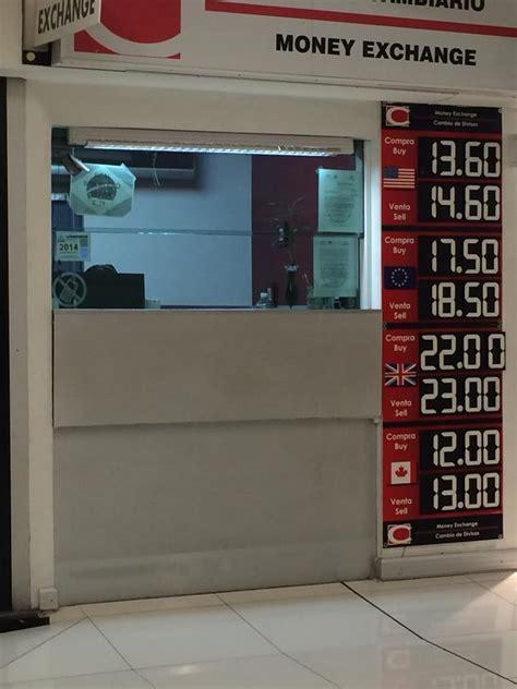 bureau de change d argent acheter des pesos mexicains