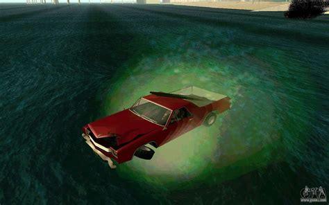 Cars Water For Gta San Andreas