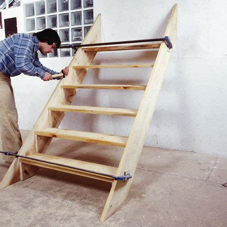 comment fabriquer un escalier d ext 233 rieur en bois escaliers en bois et ext 233 rieur