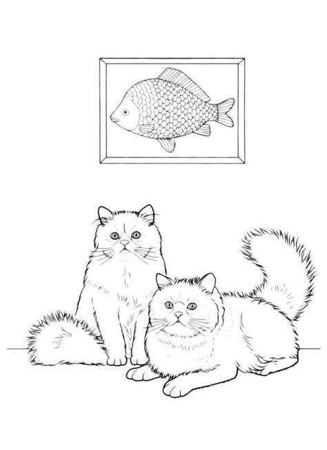 disegni da colorare di gattini piccoli primavera immagini di gattini da colorare pravresh