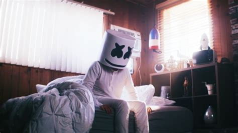Marshmello Alone Wallpaper 05893 - Baltana