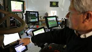 New technology network helps farmers share crop data ...