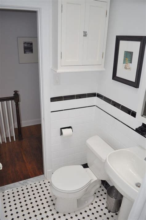 black tile bathrooms ideas  pinterest black
