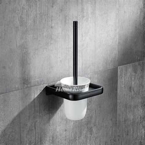Modern Bronze Bathroom Accessories by 5 Black Rubbed Bronze Bathroom Accessories Set