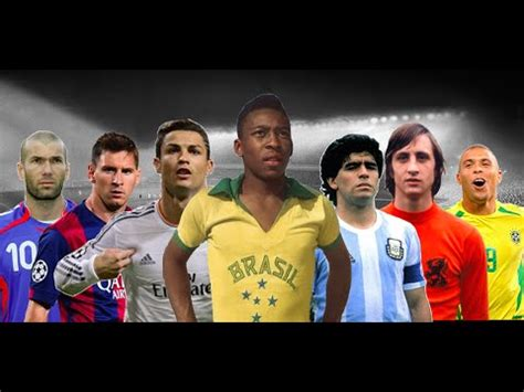 Best Football Player Top 20 Best Football Players Of All Time Outdated
