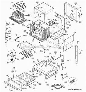 Ge Profile Gas Cooktop Parts Diagram