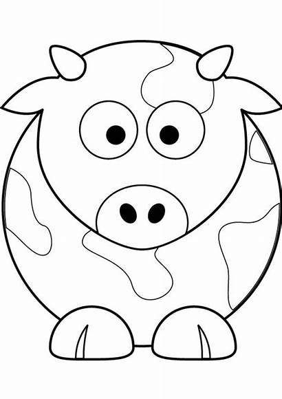 Coloring Pages Easy Draw Printable Popular