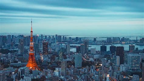 tokyo tower  hd  wallpapers images