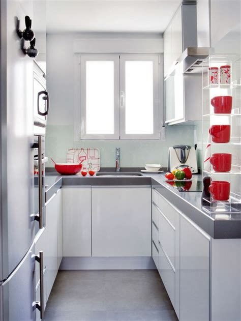 idees pour une petite cuisine equipee des
