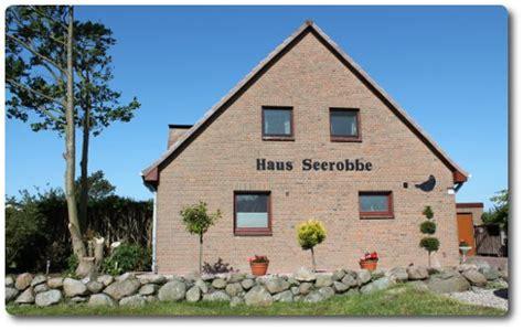 Haus Seerobbe Fehmarn