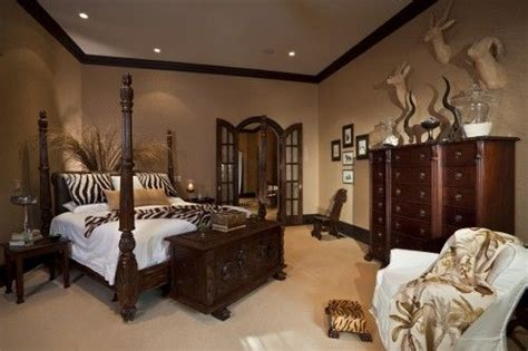 Bedroom Paint Ideas Wood Trim by Paint Savanna Bed Brown Wood Trim Zebra Plant