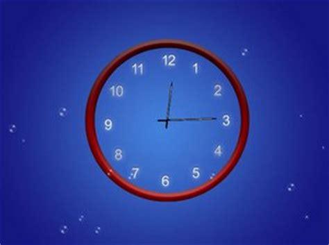 horloge de bureau windows fond d écran animé horloge abstraite site officiel