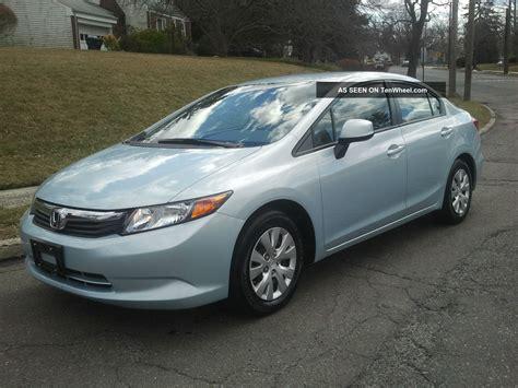 2012 Civic Lx by 2012 Honda Civic Lx Sedan