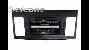 Mitsubishi Lancer Aftermarket Oem Gps Cd Radio Stereo With E Book Rds 3 Zone Pop Usb Sd