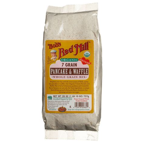 flaxseeds brown whole organic bobs mill foods 2015 personal