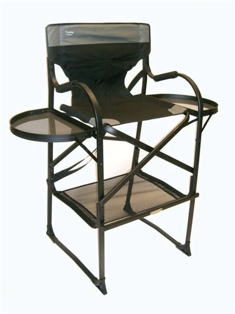 pacific import tuscany pro folding makeup chair