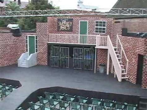 Tour Annapolis Summer Garden Theatre Youtube